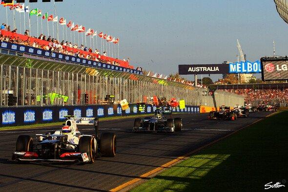 Sonnenuntergang & rasante Action: Australien macht allen Spaß