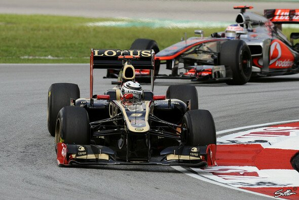 Kimi Räikkönens Comeback in der Formel 1 ist geglückt - Foto: Sutton