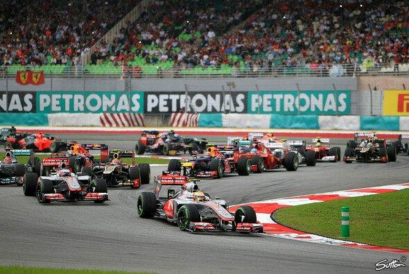 Malaysia hofft in Zukunft auf mehr Zuschauer