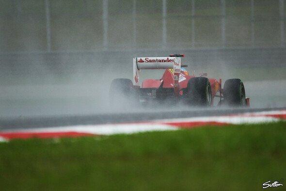 Der Malaysia GP bot Action an jeder Ecke