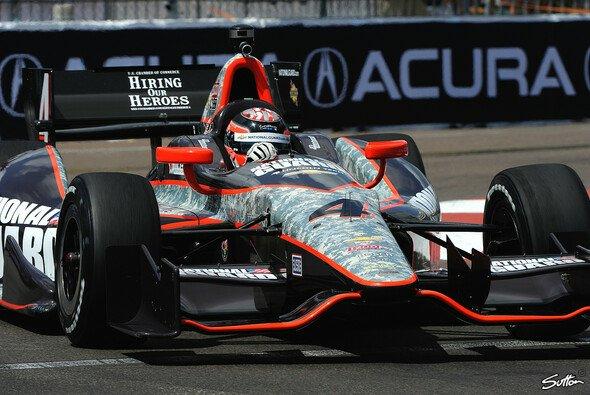 Ein kritischer Twitter-Kommentar wurde Panther Racing-Chef John Barnes zum Verhängnis