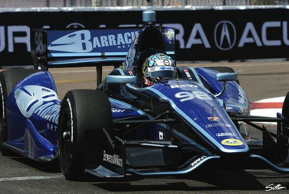 Die Vorbereitungen auf das Indy 500 laufen weiter auf Hochtouren