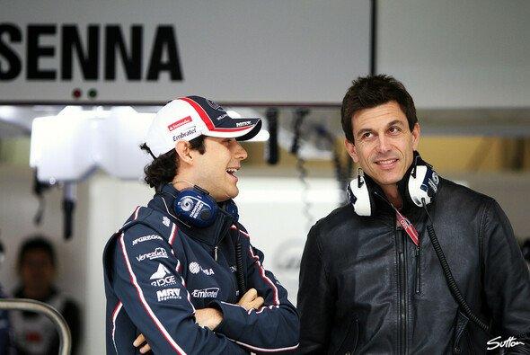 Toto Wolff hätte einen Ersatz für Bruno Senna im eigenen Stall