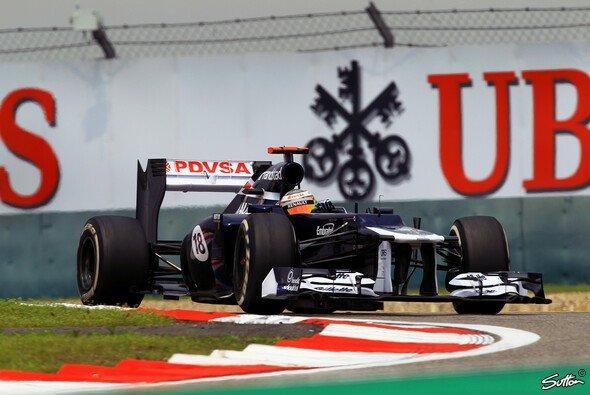 Bei Williams geht es dieses Jahr wieder aufwärts - Foto: Sutton