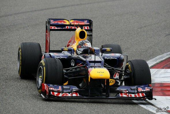 Sebastian Vettel kann kein Vertrauen zu seinem Boliden aufbauen - Foto: Sutton