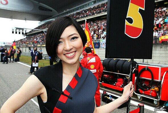 China gilt als Land des Lächelns