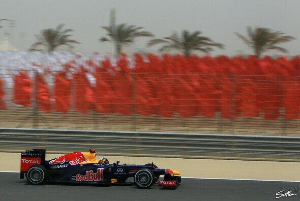 Sebastian Vettel dominierte einen eintönigen Grand Prix