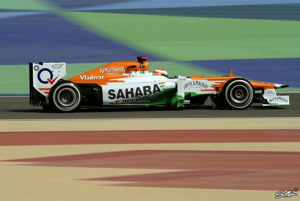 Force India will nicht aufgeben