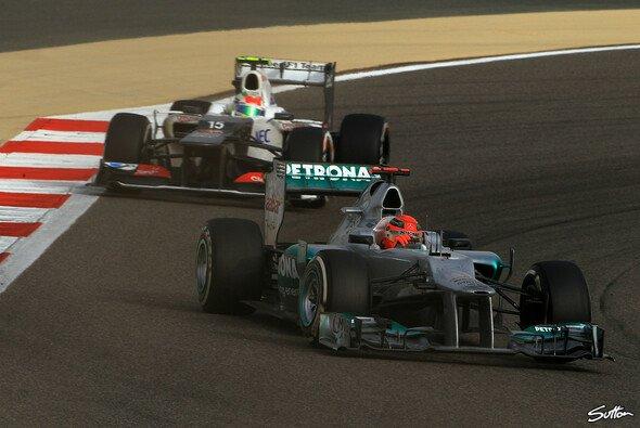 Alonso ist sich sicher: Im Sauber hätte Schumacher 2012 mehr Spaß gehabt