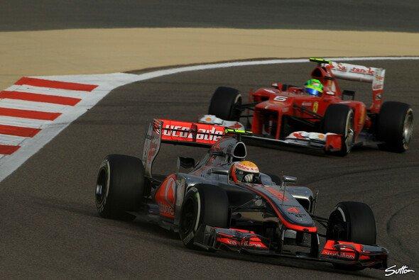 Herbert würde Hamilton nicht zu einem Wechsel zu Ferrari raten - Foto: Sutton