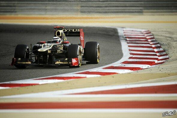 Kimi Räikkönen erfüllt die Erwartungen seines Teams - Foto: Sutton