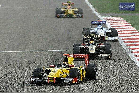 Davide Valsecchi legte in den ersten Rennen den Grundstein zum Titel