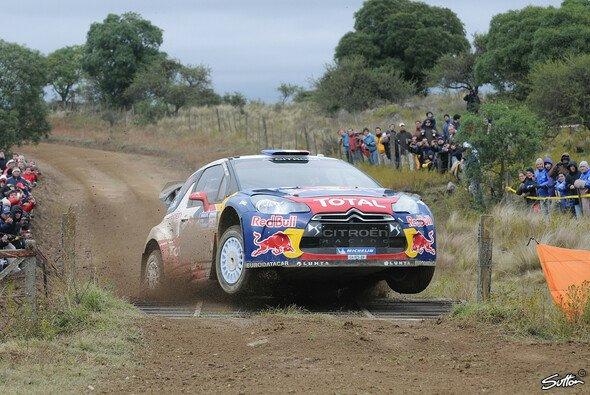 Sebastien Loeb sicherte sich seinen siebten Sieg in Argentinien - Foto: Sutton
