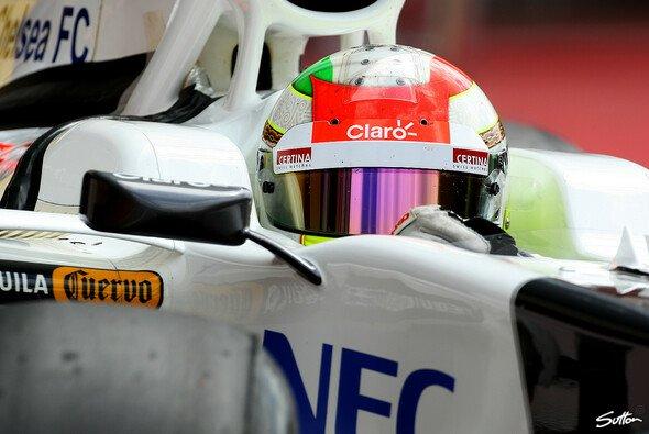 Fährt Sergio Perez im nächsten Jahr für Ferrari? - Foto: Sutton