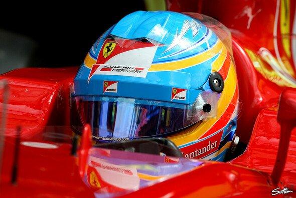 Alonso sieht sich als Kämpfer - Foto: Sutton