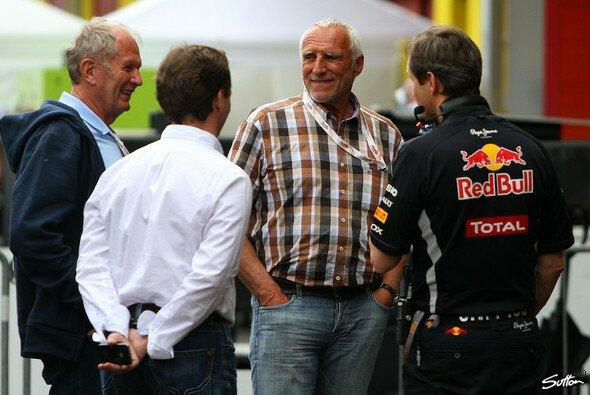 Red Bull Racing gibt noch lange nicht auf
