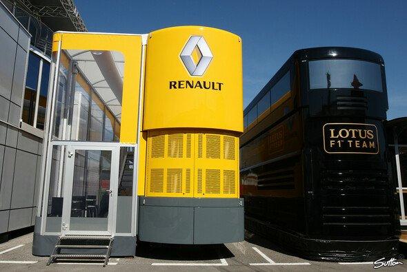Bei Lotus baut man auf die Kooperation mit Renault
