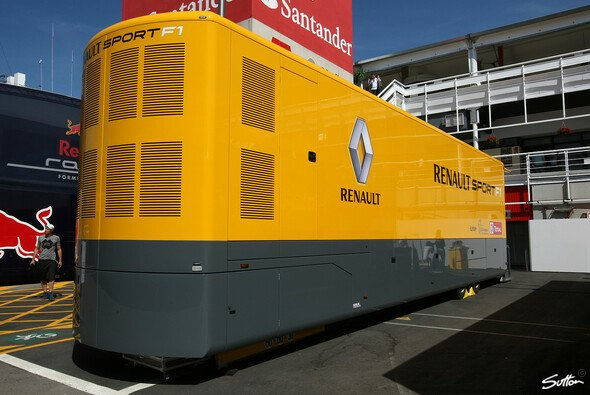 Renault ist gewillt, ab 2014 mehr als vier Teams mit Motoren auszurüsten