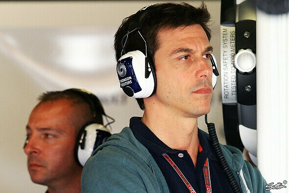 Toto Wolff verlässt Williams - Foto: Sutton