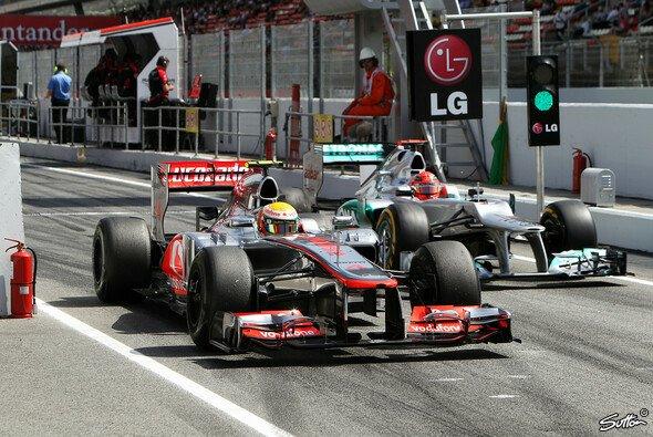 Lewis Hamilton hat viel Respekt vor Michael Schumachers Errungenschaften