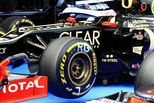 Kimi Räikkönen macht nicht die Walzen verantwortlich - Foto: Sutton