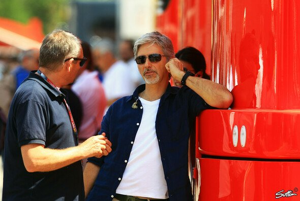 Damon Hill redet Klartext