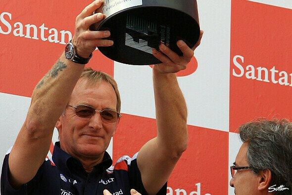 Dickie Stanford feierte mit Williams viele Triumphe