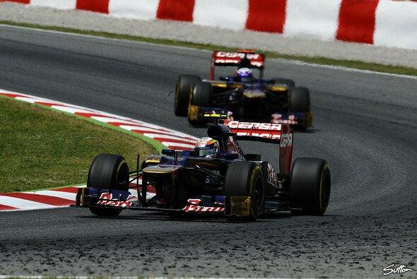 Im Jahr 2012 fährt Toro Rosso den eigenen Erwartungen noch hinterher