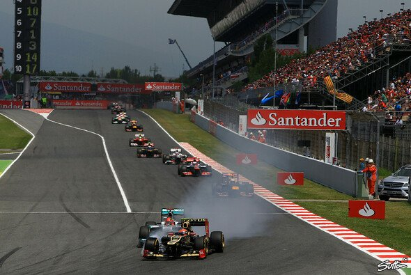 Wenn es nach Barcelona geht, finden alle Spanien GPs bis 2016 und darüber hinaus auf dem Circuit de Catalunya statt