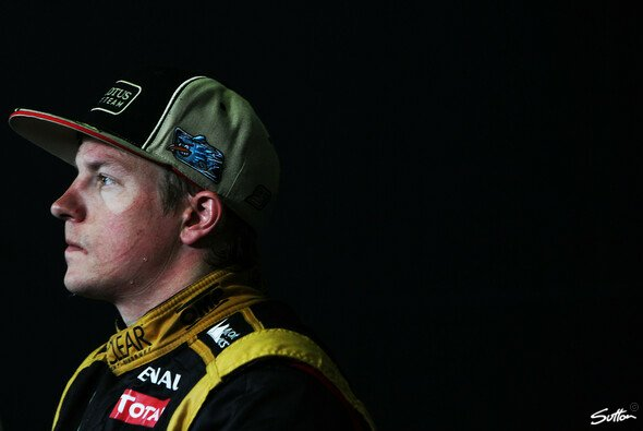 Kimi Räikkönen ist motiviert wie eh und je - Foto: Sutton