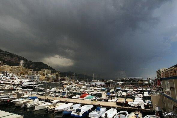 Monaco wartet mit keinen sommerlichen Temperaturen auf - Foto: Sutton