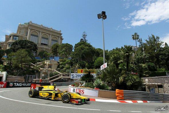 In Monaco lief es für DAMS nicht gut: Nasr blieb ohne Punkte - Valsecchi wurde einmal Vierter