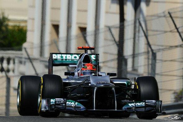 Schumacher in Monaco erneut mit Pech