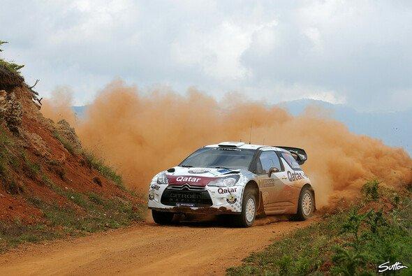 Nasser Al-Attiyahs Fokus liegt nun wieder auf der WRC - Foto: Sutton