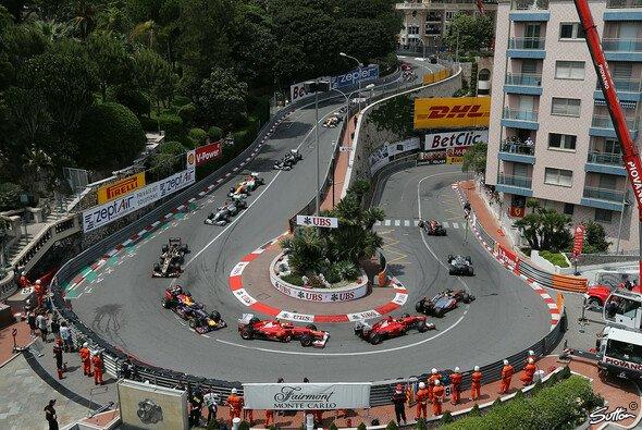 Perlenschnur und Monte Carlo - das passt in vielerlei Hinsicht zusammen - Foto: Sutton