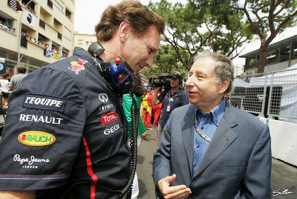 Christian Horner versteht, warum Jean Todt und die FIA mehr Geld wollen