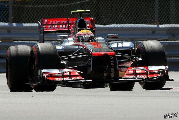 Der siebte Sieger der Saison heißt Hamilton - Foto: Sutton