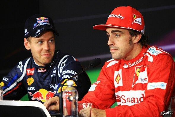 Die Paarung Vettel und Alonso lässt die Medien nicht los