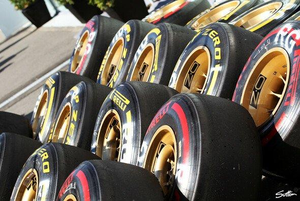 Die Pirelli-Pneus: nicht mehr ganz so unberechenbar wie zu Saisonbeginn