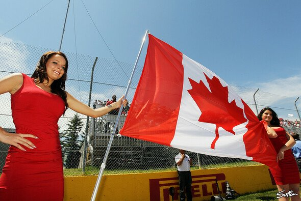 Kanada freut sich auf die Formel 1