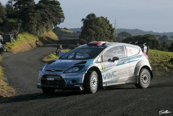 Mafred Stohl feiert nach fünf Jahren sein Comeback in der WRC - Foto: Sutton