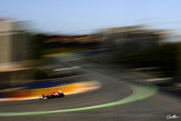 Wer schnappt sich die Pole Position in Valencia?