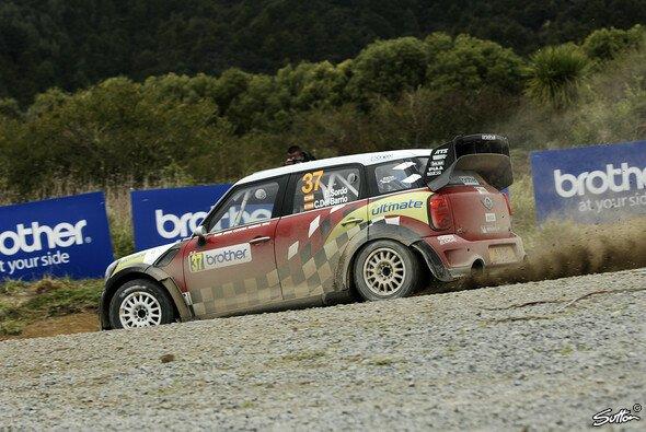 Dani Sordo bestreitet 2012 ausgwählte Ralleys für das Mini Prodrive Team