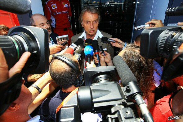 Luca di Montezemolo spricht nur zu gern ausführlich über die Formel 1