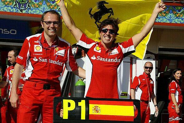 Hat sich Fernando Alonso mit der langfristigen Verlängerung einen Gefallen getan?