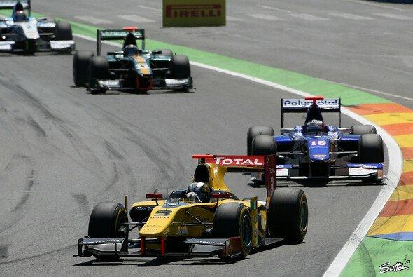 Davide Valsecchi reist als Meisterschafts-Zweiter aus Silverstone ab