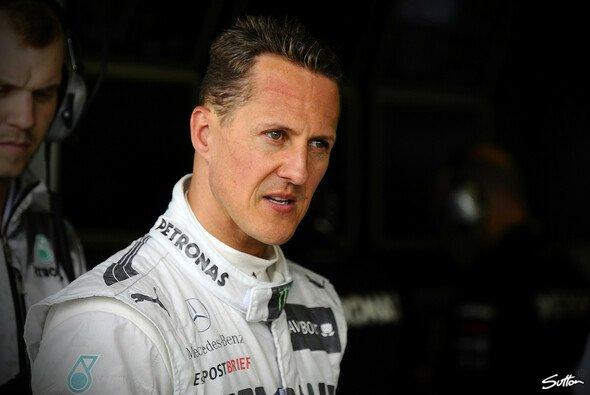 Michael Schumacher liegt seit Ende 2013 im Koma