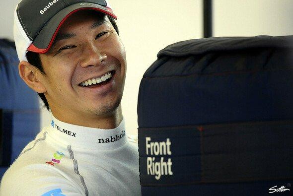 Kobayashi wird nicht Pirellis neuer Testfahrer