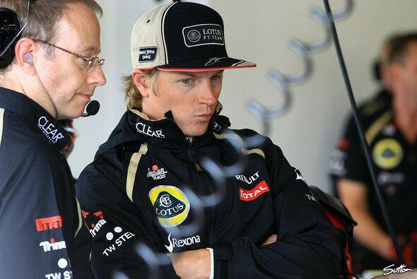 WM-Kandidat: Kimi Räikkönen - Foto: Sutton