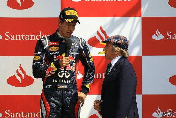 Sir Jackie Stewart tippt auf den Heppenheimer. - Foto: Sutton